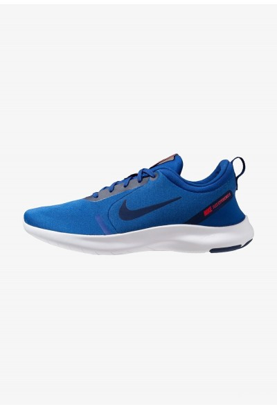 Black Friday 2019 - Nike FLEX EXPERIENCE RN 8 - Chaussures de course neutres indigo force/blue void/photo blue/red orbit/white