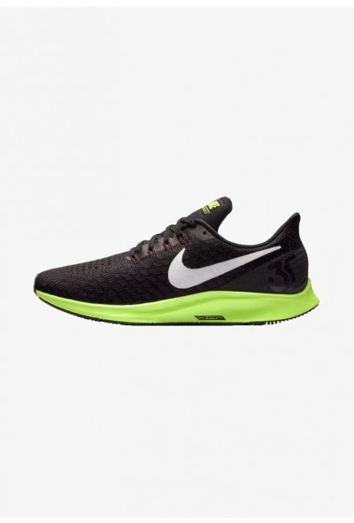 Nike AIR ZOOM PEGASUS 35 - Chaussures de running neutres black/ bordeaux/white