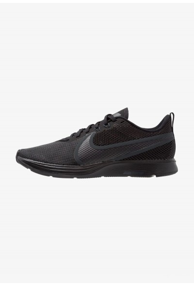 Nike ZOOM STRIKE - Chaussures de running neutres anthracite/black/white