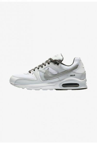 Nike COMMAND - Baskets basses white/pure platinum/dark grey/wolf grey