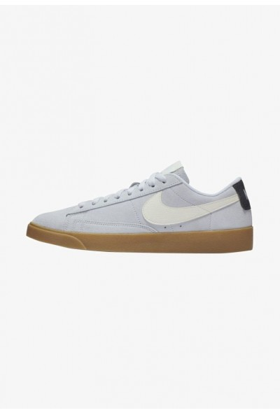 Nike BLAZER - Baskets basses - blue/black/off blue/black/off-white