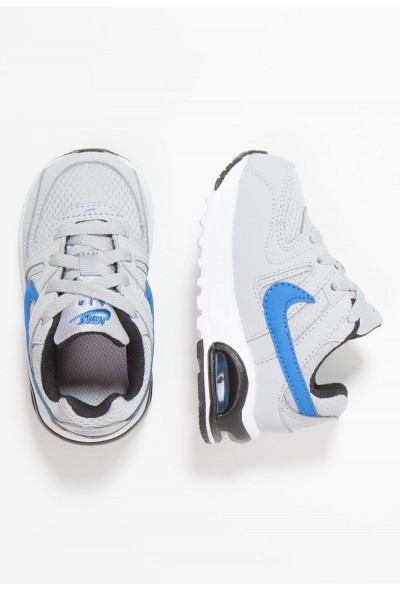 Nike AIR MAX COMMAND FLEX - Baskets basses wolf grey/signal blue/black/white