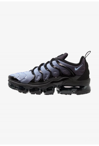 Nike AIR VAPORMAX PLUS - Baskets basses black/aluminium