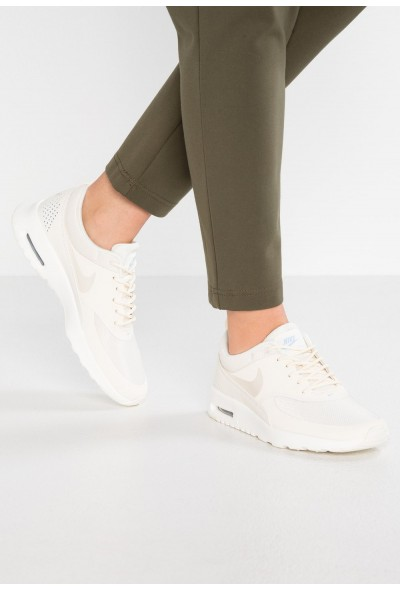 Nike AIR MAX THEA - Baskets basses pale ivory/sail/aluminum