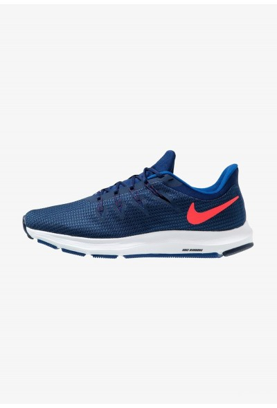 Nike QUEST - Chaussures de running neutres blue void/red orbit/indigo force/white