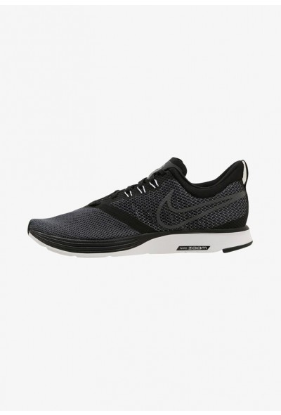 Nike ZOOM STRIKE - Chaussures de running neutres black/dark grey/anthracite/white