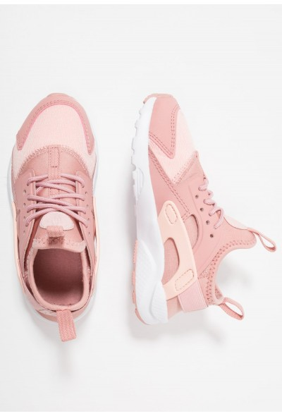 Nike HUARACHE RUN ULTRA SE (PS) - Baskets basses rust pink/storm pink/white