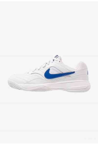 Black Friday 2019 - Nike COURT LITE - Baskets tout terrain vast grey/indigo force