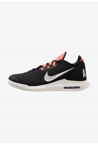 Black Friday 2019 - Nike AIR MAX WILDCARD HC - Baskets tout terrain black/phantom/bright crimson