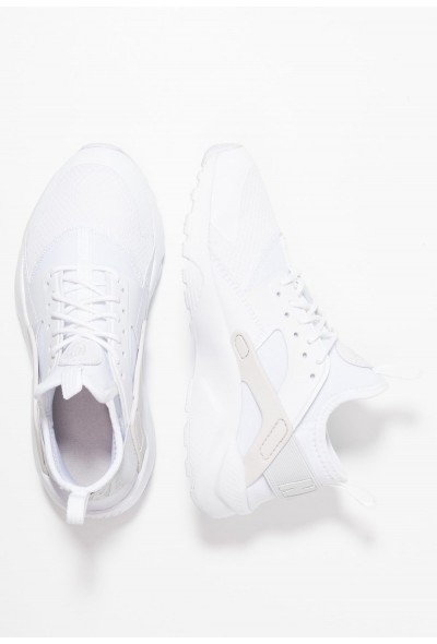 Nike AIR HUARACHE RUN ULTRA  - Baskets basses white/vast grey