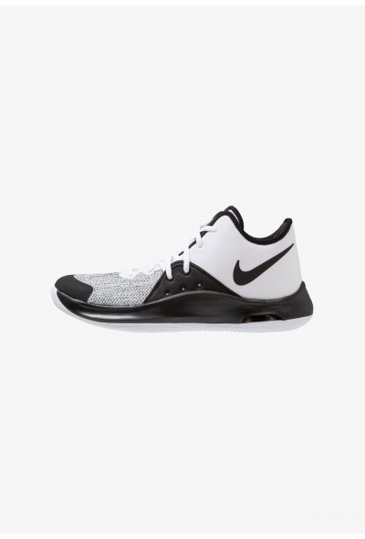 Nike AIR VERSITILE III - Chaussures de basket white/black/dark grey