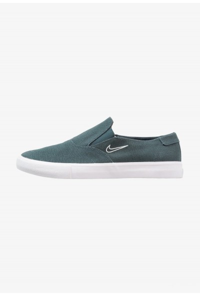 Nike PORTMORE - Mocassins deep jungle/barely green
