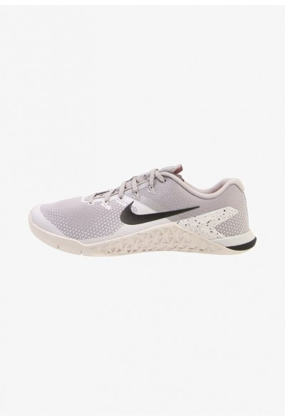Nike METCON 4 - Chaussures d'entraînement et de fitness atmosphere grey/black/vast grey