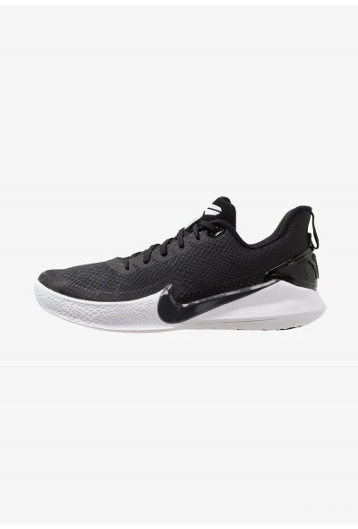 Nike MAMBA FOCUS - Chaussures de basket black/dark grey/white