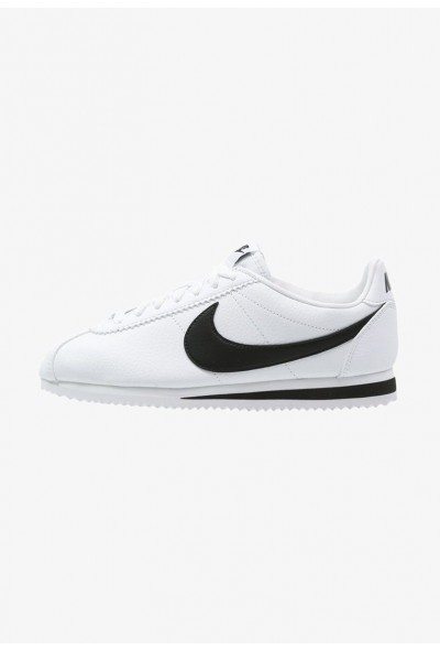 Nike CLASSIC CORTEZ - Baskets basses white/black