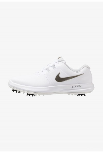 Nike AIR ZOOM VICTORY - Chaussures de golf white/metallic pewter/vast grey/platinum tint