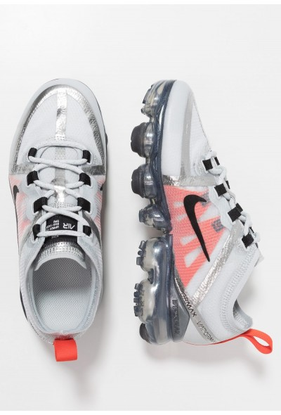 Black Friday 2019 - Nike AIR VAPORMAX 2019 - Chaussures de running neutres pure platinum/black/white/team orange
