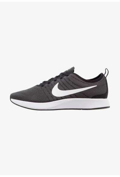 Nike DUALTONE RACER - Baskets basses black/white/dark grey