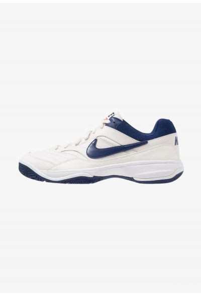 Nike COURT LITE - Baskets tout terrain phantom/blue void/sail/black