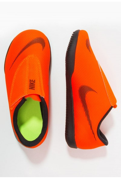 Nike MERCURIAL VAPORX 12 CLUB PS IC - Chaussures de foot en salle total orange/white/volt/black