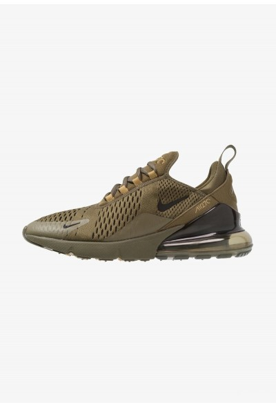Nike AIR MAX 270 - Baskets basses olive/black/golden moss/medium olive