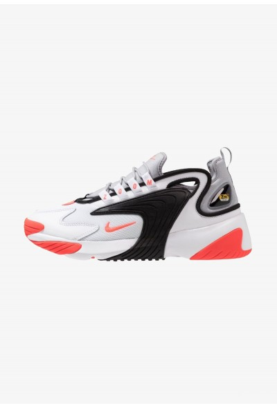 Nike ZOOM 2K - Baskets basses white/infrared 23/wolf grey/black