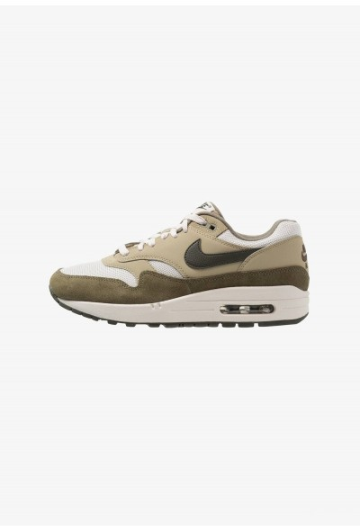 Nike AIR MAX 1 - Baskets basses neutral olive/sequoia/light bone