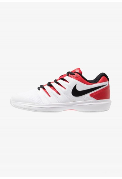 Nike AIR ZOOM PRESTIGE HC - Baskets tout terrain university red/black/white