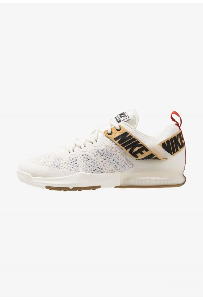 Black Friday 2019 - Nike ZOOM DOMINATION TR 2 - Chaussures d'entraînement et de fitness sail/black/club gold/golden beige