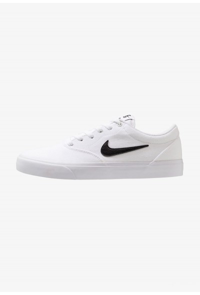 Nike CHARGE SLR - Baskets basses white