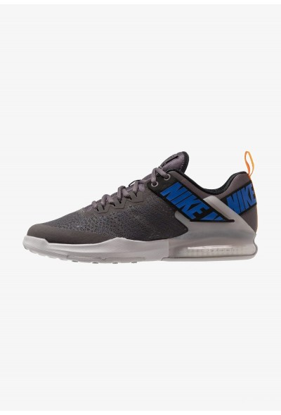 Black Friday 2019 - Nike ZOOM DOMINATION TR 2 - Chaussures d'entraînement et de fitness thunder grey/game royal/atmosphere grey