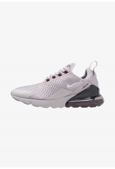 Nike AIR MAX 270 - Baskets basses atmosphere grey/light silver/burgundy crush