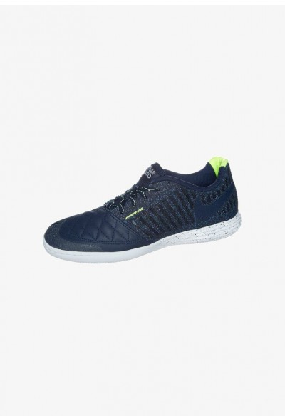 Nike LUNARGATO II - Chaussures de foot en salle - blackened blue/ blackened blue blackened blue/ blackened blue-white
