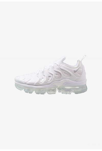 Nike AIR VAPORMAX PLUS - Baskets basses white/pure platinum