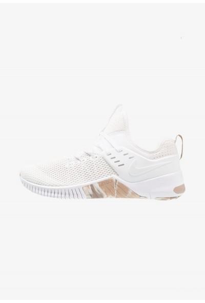 Nike FREE METCON - Chaussures d'entraînement et de fitness white/sand/sepia stone