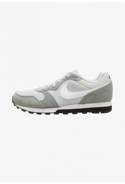 Nike DAMEN - Baskets basses light silver/white/mica green/oil grey