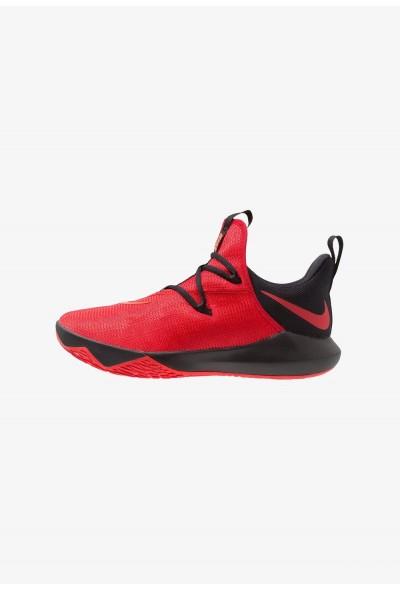 Nike ZOOM SHIFT 2 - Chaussures de basket university red/black/bright crimson