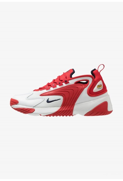 Nike ZOOM 2K - Baskets basses offwhite/obsidian/university red