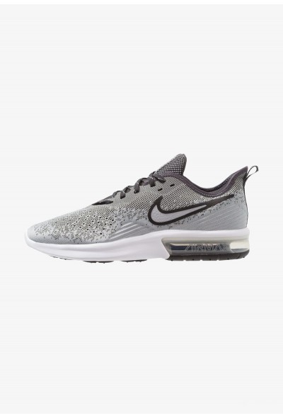 Black Friday 2019 - Nike AIR MAX SEQUENT 4 - Chaussures de running neutres wolf grey/anthracite/white/black