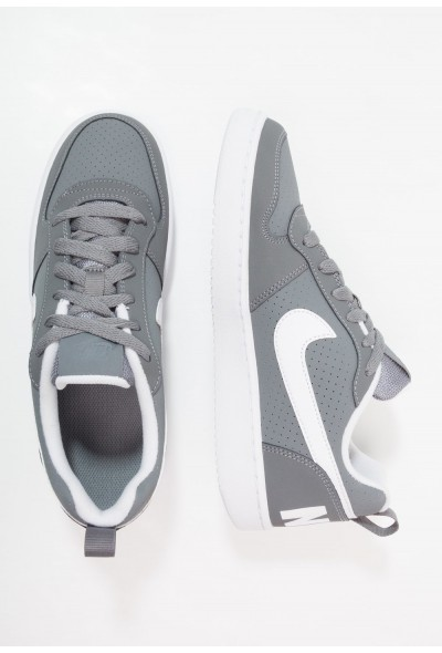 Nike COURT BOROUGH  - Baskets basses cool grey/white
