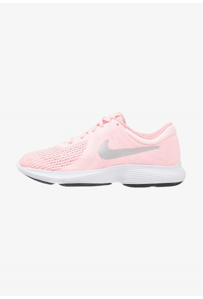 Nike REVOLUTION 4 - Chaussures de running neutres arctic punch/metallic silver/sunset pulse