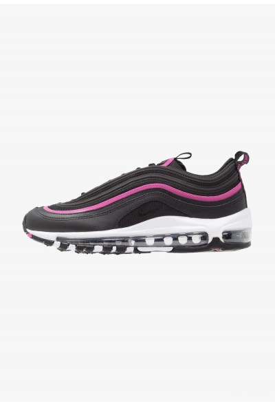Nike AIR MAX 97 LUX - Baskets basses black/active fuchsia