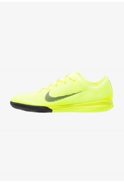 Nike MERCURIAL VAPORX 12 PRO IC - Chaussures de foot en salle volt/black