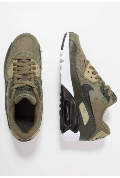 Nike AIR MAX 90 - Baskets basses medium olive/black/sequoia/neutral olive